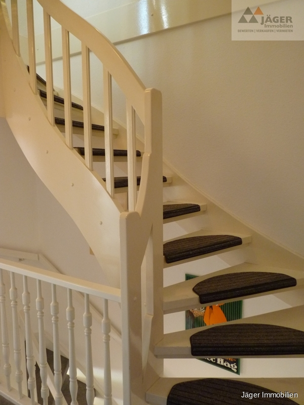 Treppe Spitzboden