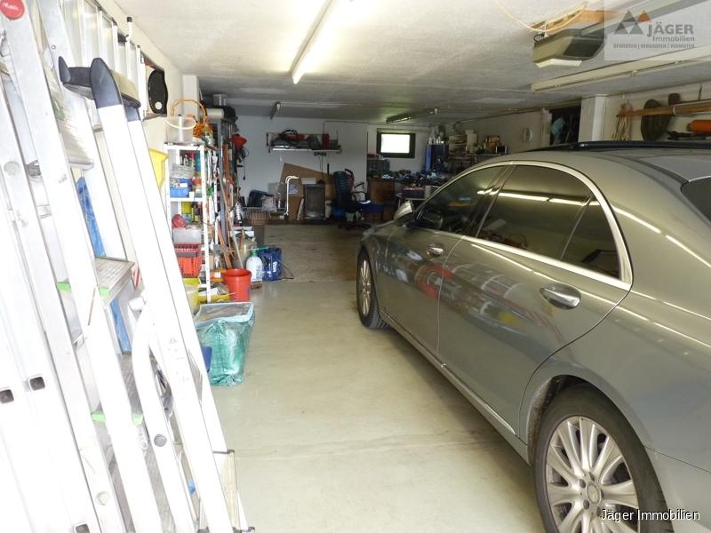 grosse Garage....