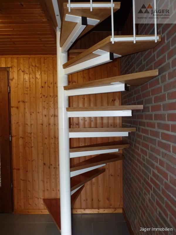Treppe Dachboden Anbau