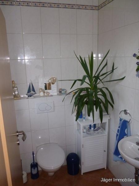 gepflegtes Gäste-WC